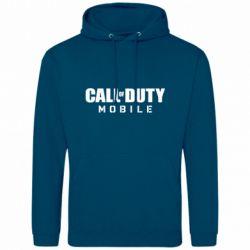 Мужская толстовка Call of Duty Mobile