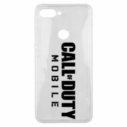 Чехол для Xiaomi Mi8 Lite Call of Duty Mobile