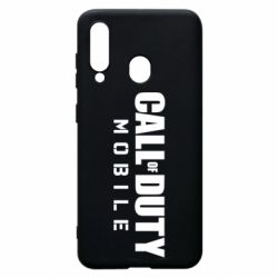 Чехол для Samsung A60 Call of Duty Mobile