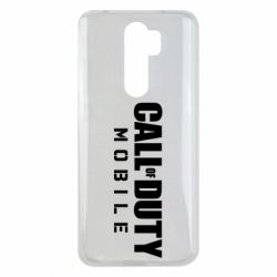 Чехол для Xiaomi Redmi Note 8 Pro Call of Duty Mobile