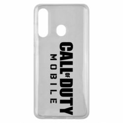 Чехол для Samsung M40 Call of Duty Mobile