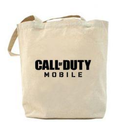 Сумка Call of Duty Mobile
