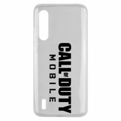 Чехол для Xiaomi Mi9 Lite Call of Duty Mobile