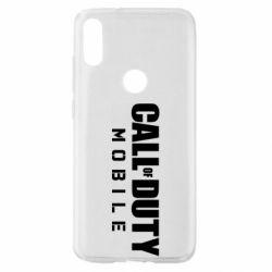 Чехол для Xiaomi Mi Play Call of Duty Mobile