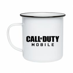 Кружка эмалированная Call of Duty Mobile