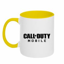 Кружка двухцветная 320ml Call of Duty Mobile