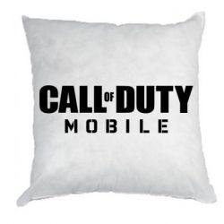 Подушка Call of Duty Mobile