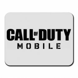 Коврик для мыши Call of Duty Mobile