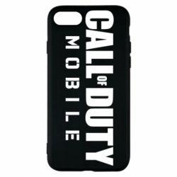 Чехол для iPhone 7 Call of Duty Mobile