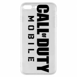 Чехол для iPhone 7 Plus Call of Duty Mobile