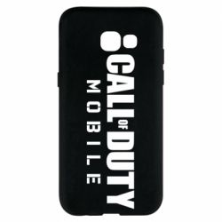 Чехол для Samsung A5 2017 Call of Duty Mobile