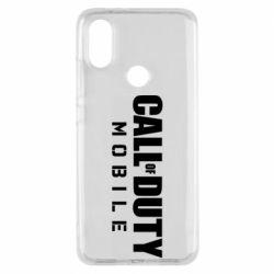 Чехол для Xiaomi Mi A2 Call of Duty Mobile