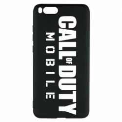 Чехол для Xiaomi Mi Note 3 Call of Duty Mobile