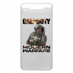 Чехол для Samsung A80 Call of Duty: Modern Warfare