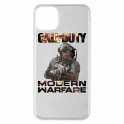 Чехол для iPhone 11 Pro Max Call of Duty: Modern Warfare