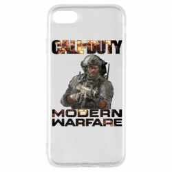 Чехол для iPhone 7 Call of Duty: Modern Warfare