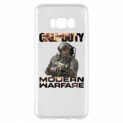 Чехол для Samsung S8 Call of Duty: Modern Warfare