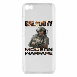 Чехол для Xiaomi Mi5/Mi5 Pro Call of Duty: Modern Warfare