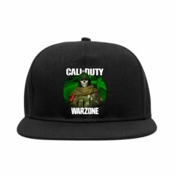 Снепбек Call of duty Warzone ghost green background