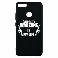 Чехол для Xiaomi Mi A1 Call of duty warzone is my life M4A1