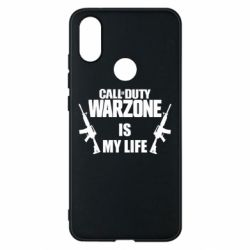 Чехол для Xiaomi Mi A2 Call of duty warzone is my life M4A1