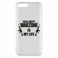 Чехол для Xiaomi Mi6 Call of duty warzone is my life M4A1
