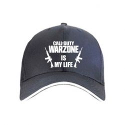 Кепка Call of duty warzone is my life M4A1