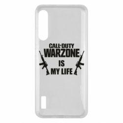 Чохол для Xiaomi Mi A3 Call of duty warzone is my life M4A1