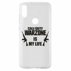 Чехол для Xiaomi Mi Play Call of duty warzone is my life M4A1