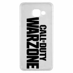 Чохол для Samsung A3 2016 Call of Duty: Warzone