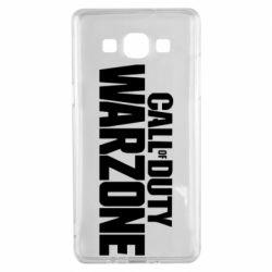 Чохол для Samsung A5 2015 Call of Duty: Warzone
