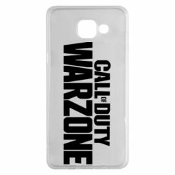 Чохол для Samsung A5 2016 Call of Duty: Warzone