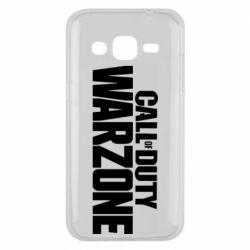 Чохол для Samsung J2 2015 Call of Duty: Warzone