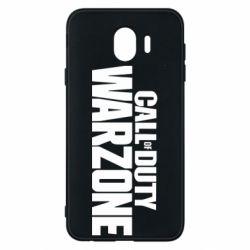 Чохол для Samsung J4 Call of Duty: Warzone