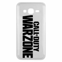 Чохол для Samsung J5 2015 Call of Duty: Warzone