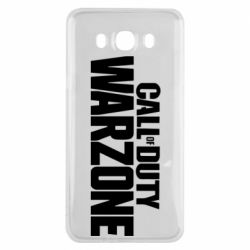 Чохол для Samsung J7 2016 Call of Duty: Warzone