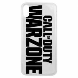 Чохол для iPhone Xs Max Call of Duty: Warzone