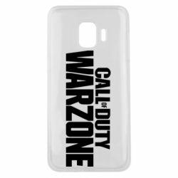 Чохол для Samsung J2 Core Call of Duty: Warzone