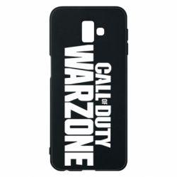Чохол для Samsung J6 Plus 2018 Call of Duty: Warzone