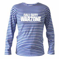 Тільник з довгим рукавом Call of Duty: Warzone