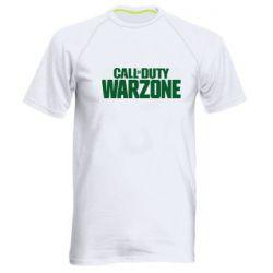 Чоловіча спортивна футболка Call of Duty: Warzone