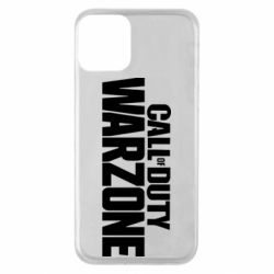 Чохол для iPhone 11 Call of Duty: Warzone