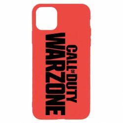 Чохол для iPhone 11 Pro Call of Duty: Warzone