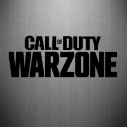 Наклейка Call of Duty: Warzone