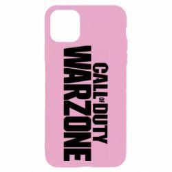 Чохол для iPhone 11 Pro Max Call of Duty: Warzone