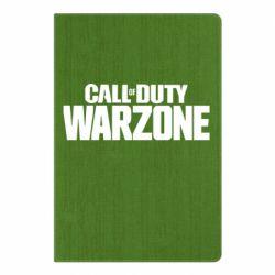 Блокнот А5 Call of Duty: Warzone