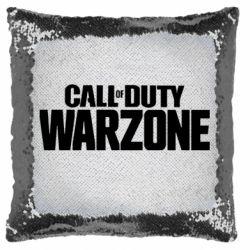 Подушка-хамелеон Call of Duty: Warzone