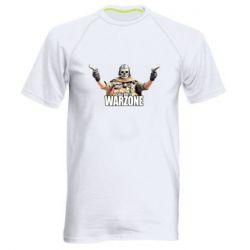 Мужская спортивная футболка Call Of Duty Warzone