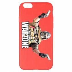 Чехол для iPhone 6 Plus/6S Plus Call Of Duty Warzone