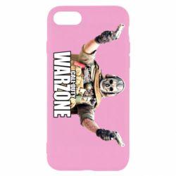 Чехол для iPhone 7 Call Of Duty Warzone